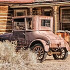 The Old Car by CarolM
