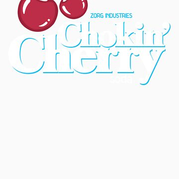 Chokin' Cherry Soda by losthero