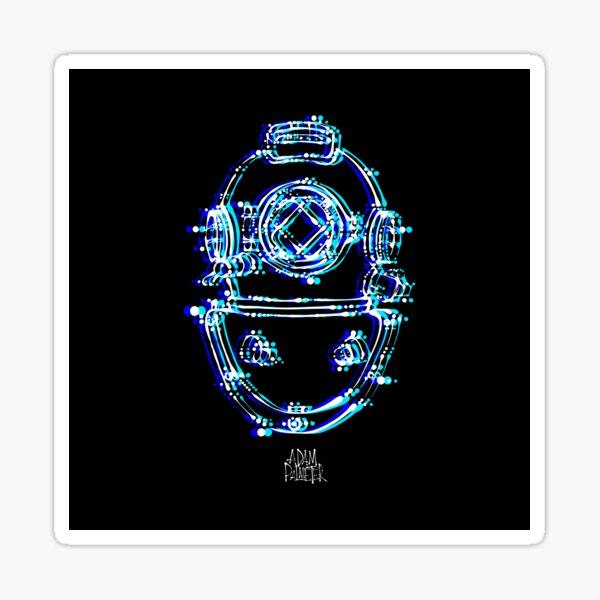 GhostShip - NEON JUNGLE Sticker