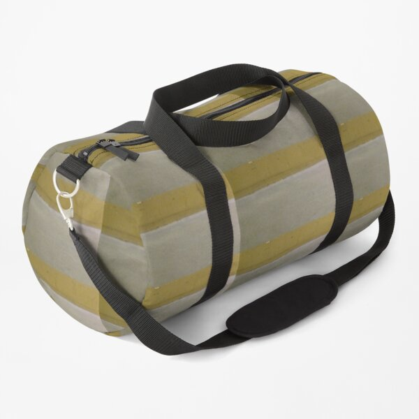 Flag of the New Unknown Country Duffle Bag