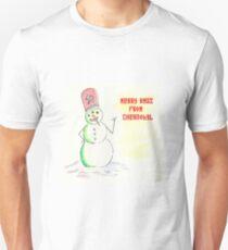 Mery Xmas from Chernobyl Unisex T-Shirt