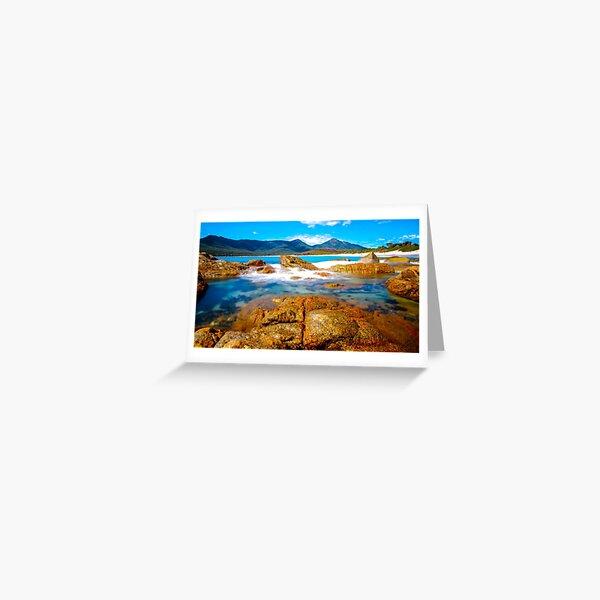 Wineglass Bay Greeting Card