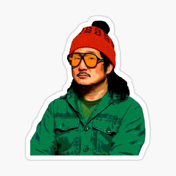 Bobby Lee Tigerbelly Podcast Merch Sticker
