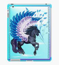 Vinilo o funda para iPad Blue Winged Pegasus