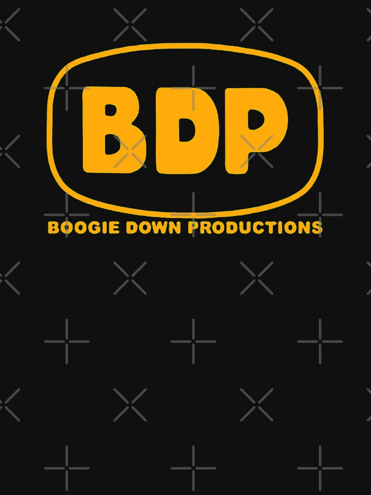BDP, Boogie Down Production by FirasAli