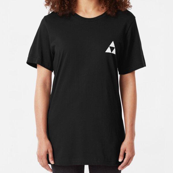 Triforceful Elegance Slim Fit T-Shirt