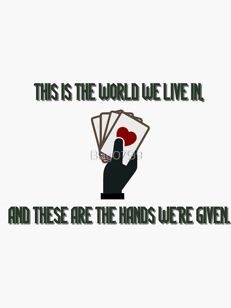 The World We Live In - Genesis/Disturbed Design by Bay0799