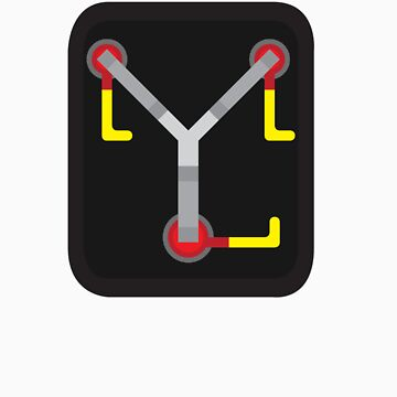 Flux Capacitor by matthindle