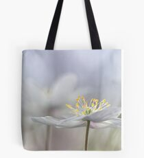 Addictive wood anemone.. Tote Bag