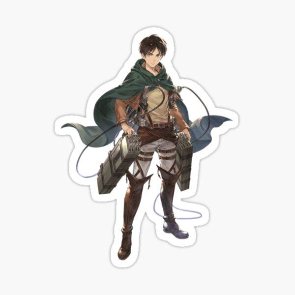 Eren Jaeger - Attaque sur Titan Sticker