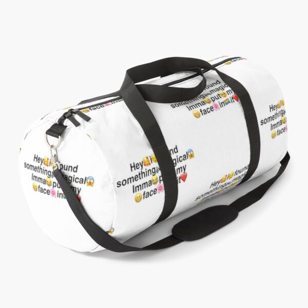 luz noceda quote the owl house Duffle Bag