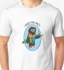 Camiseta unisex Pass The Salt - Stoner Sloth