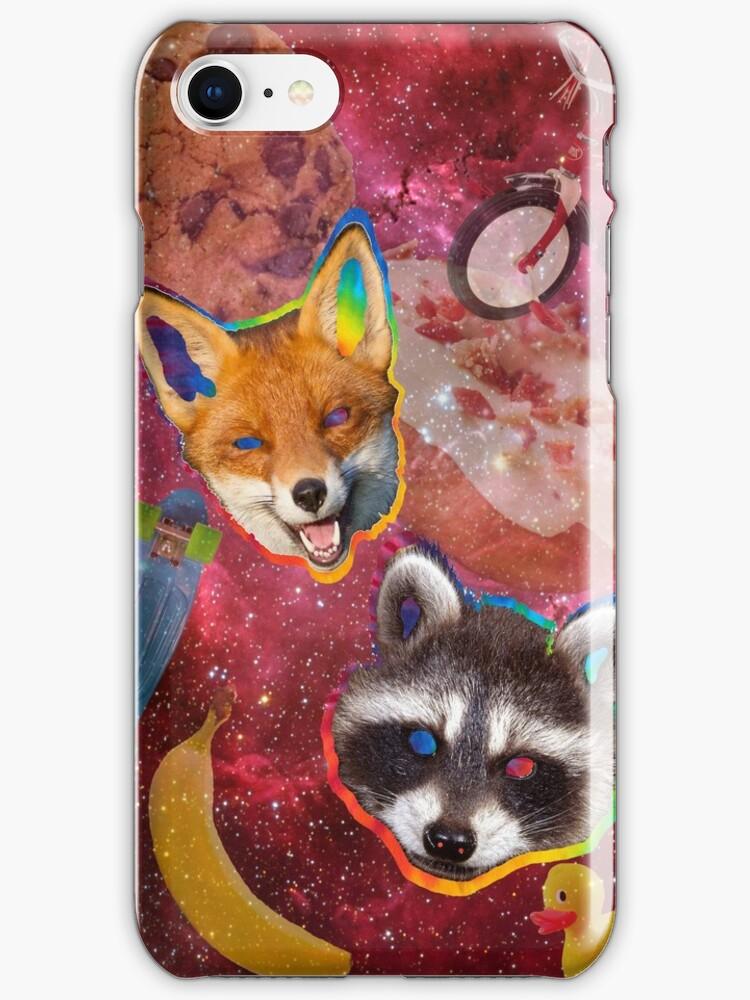 Fox & Racco by Merrick Tester