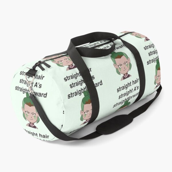 amity blight with little miss perfect lyrics the owl house Duffle Bag