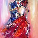 Romantic dance  by artistpixi