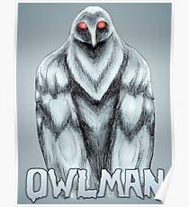 Owlman Poster