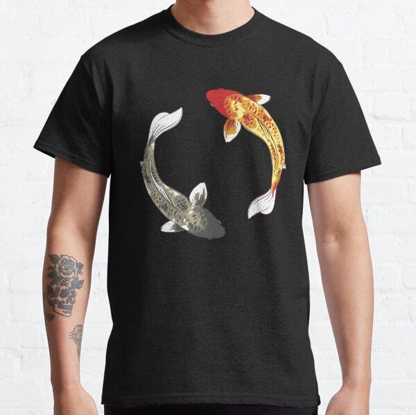 Koi Fish - Yin Yang Classic T-Shirt