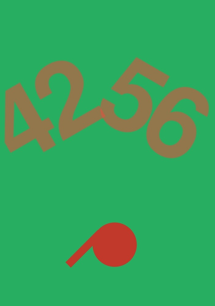Pete Rose 4256 Hits by linesandcolors