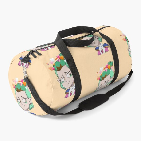 amity blight grudgby the owl house with lesbian hearts Duffle Bag