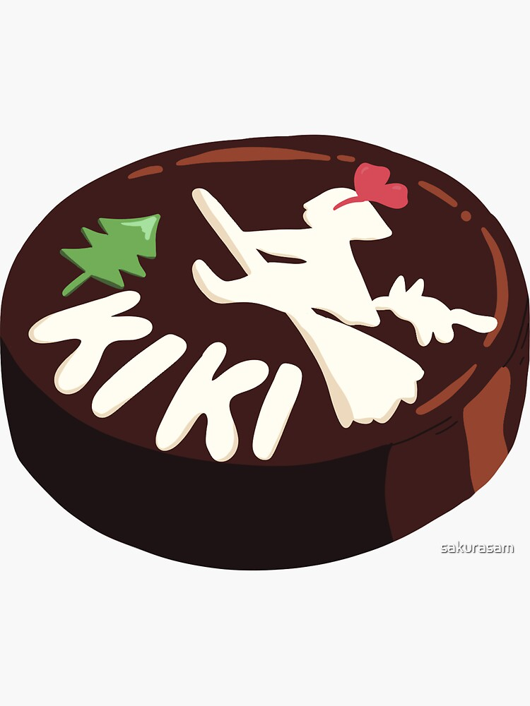 Kiki's Cake by sakurasam