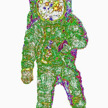 Space Man by tatau21