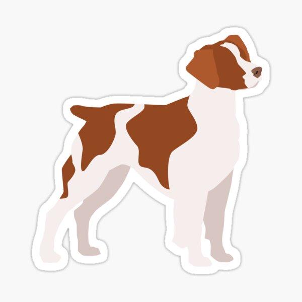 Brittany Sticker