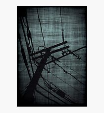 High Voltage #1 Photographic Print