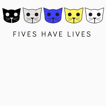 Fives Have Lives - Level 5 MeowMeowBeenz by lashy1089