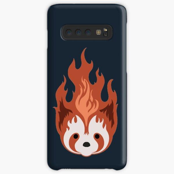 Legend of Korra: Fire Ferrets Pro Bending Emblem - no text Samsung Galaxy Snap Case