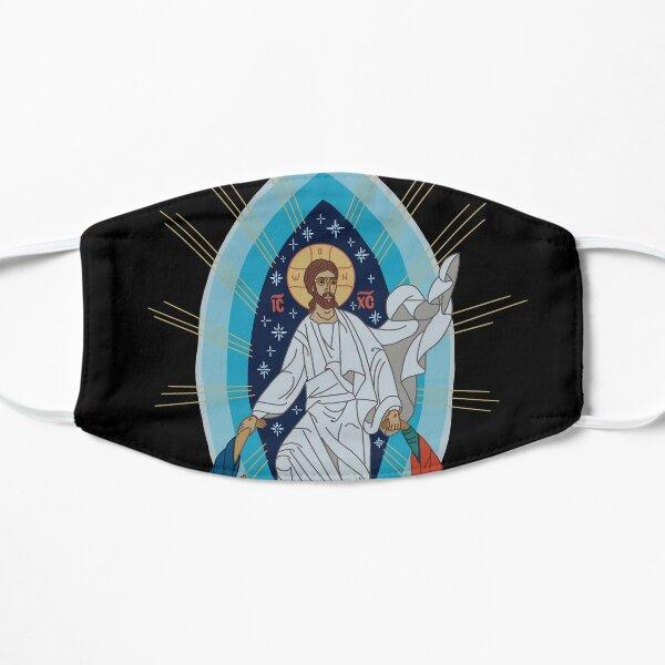 The Resurrection  Flat Mask