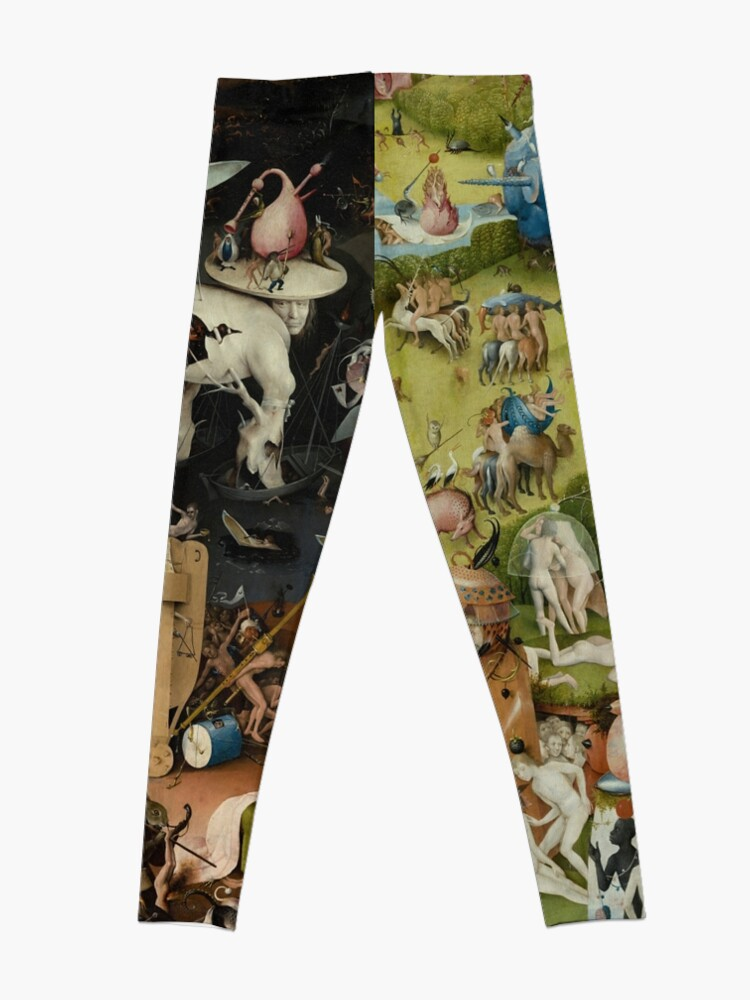 Alternate view of The Garden of Earthly Delights (1) -  Hieronymus Bosch  Leggings