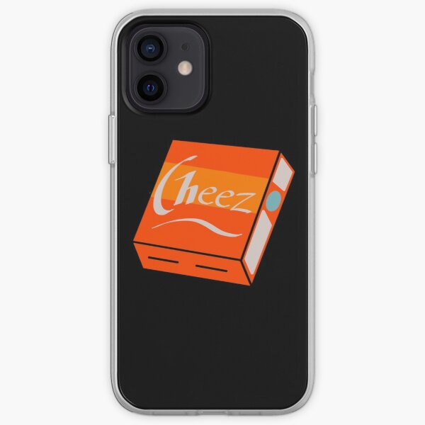 cheez snack iPhone Soft Case