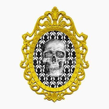 Sherlock Skull by jessvasconcelos