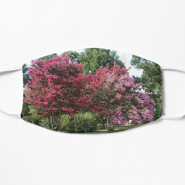 Crape Myrtle Trees Mask