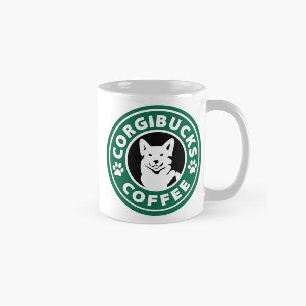 Corgibucks Coffee Classic Mug