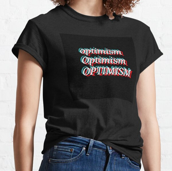 3D Optimism Classic T-Shirt
