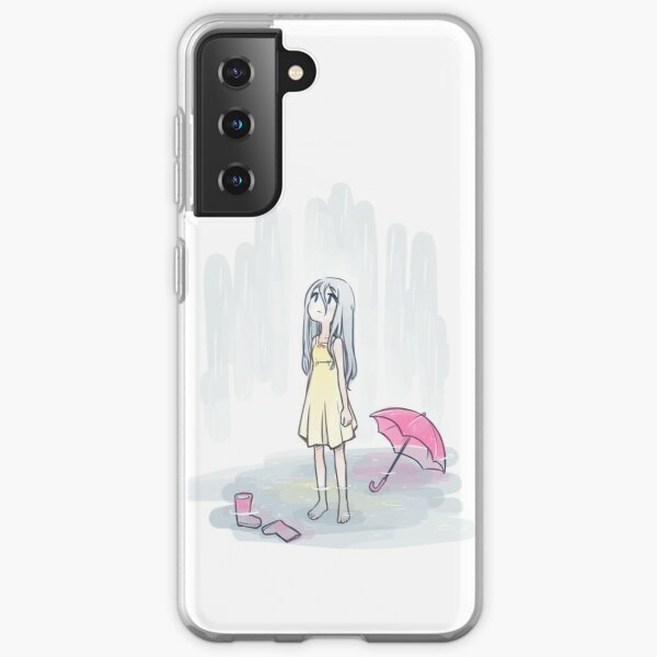 raining, pouring Samsung Galaxy Soft Case