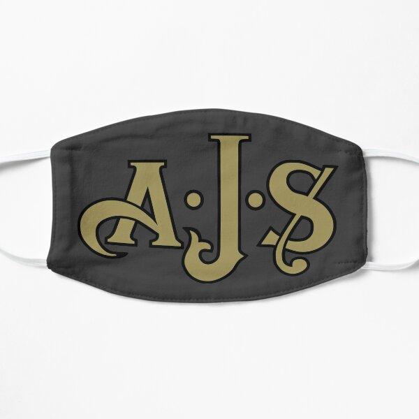 AJS Motorcycles Camisa, pegatina, calcomanía, máscara Mascarilla plana