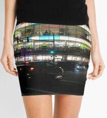 Neon Mall Mini Skirt
