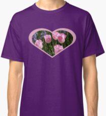 Tulips ~ Dancing in the Sunlight Classic T-Shirt