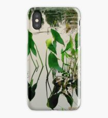 Irrigation Reflections iPhone Case/Skin