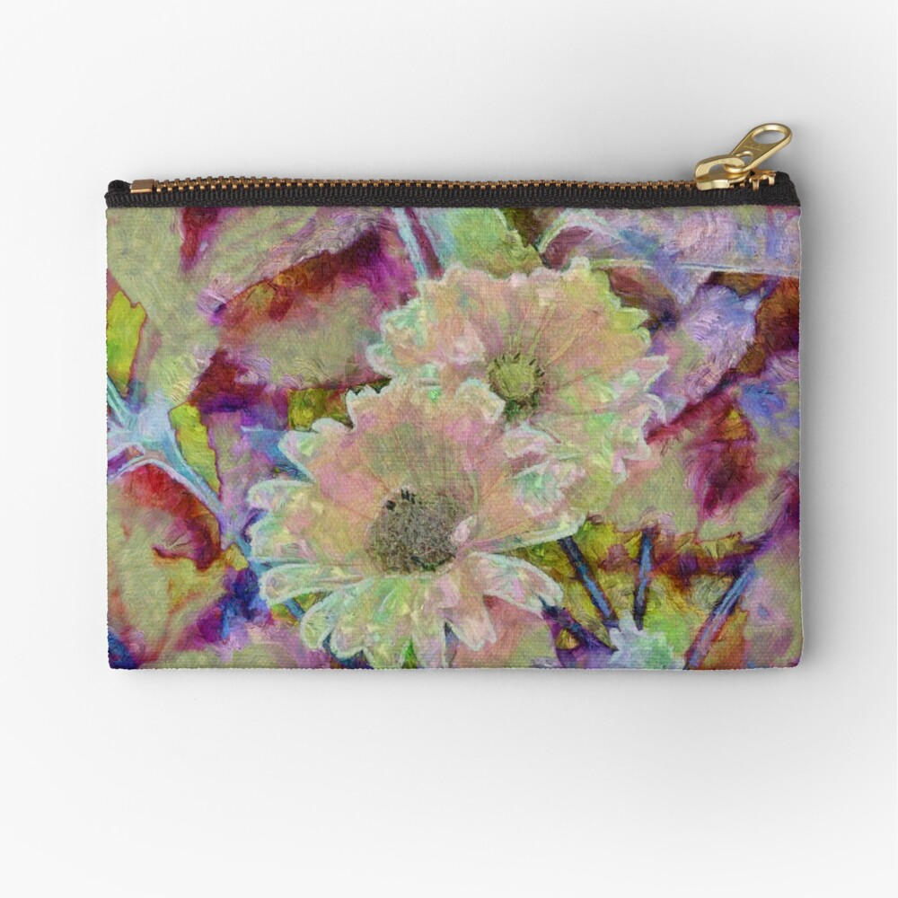 Digital painting,Manet Zipper Pouch Designed by starchim01