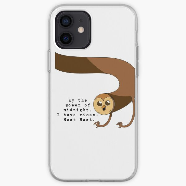 hooty but if he had arms iPhone Soft Case