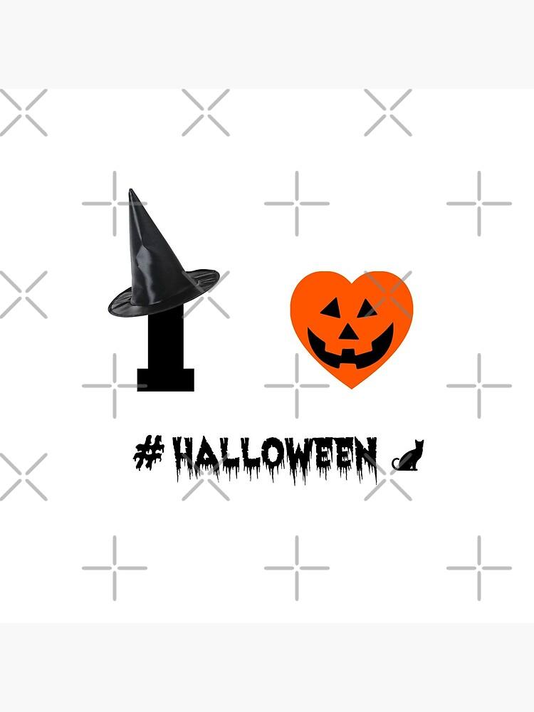 I Love Halloween by Matlgirl