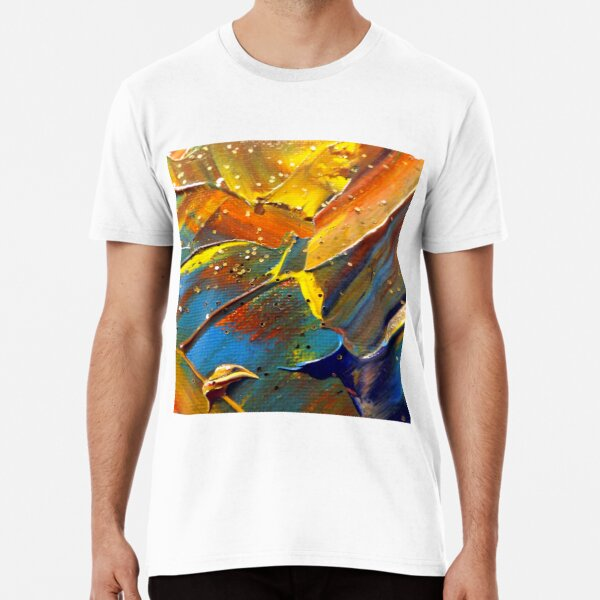 """Energetic Abstractions - """"Chocalific"""" Premium T-Shirt"""