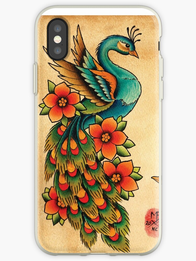 Peacock by MikeFrench