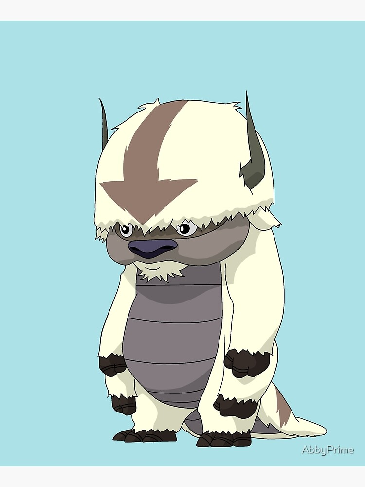 Standing Appa by AbbyPrime