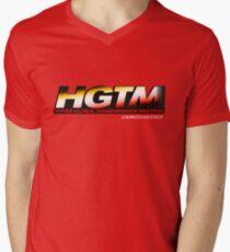 Hyper Global Tourenwagen Masters (HGTM) Logo Dark Men's V-Neck T-Shirt