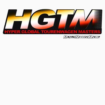 Hyper Global Tourenwagen Masters (HGTM) Logo Light by RlyRbshRacing