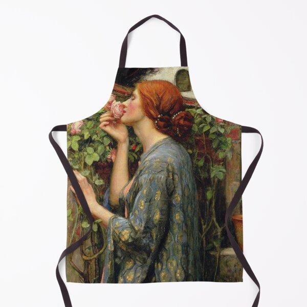 The Soul of the Rose -  John William Waterhouse Apron